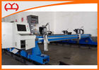 China High Precise Metal Gantry CNC Plasma Cutting Machine For Titanium Plate Cutting factory
