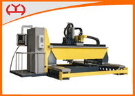 China Heavy - Duty Integrate CNC Drilling And Cutting Machine Bilateral Drive ISO factory