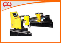 China Cheap Price CNC Plasma Cutting Machine With THC For Steel 0 - 8000 mm/min factory