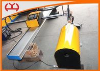 Carbon Plate / Tube Plasma Cutting Machine With Table 1500W Easy Operation