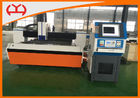 Germany IPG Fiber Laser Cutting Machine For Metal / Aluminum / Stainless Steel