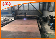 China 7.0 Inches LCD Display Plasma Gas Rail Light Gantry CNC Cutting Machine For Metal factory