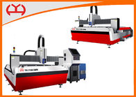 Closed Loop Controller CNC Fiber Laser Cutter , CNC Laser Cutting Machine For Stainless Steel