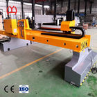 Double Driver Mode CNC Pipe Cutting Machine 5-200mm Flame Cutting Thickness