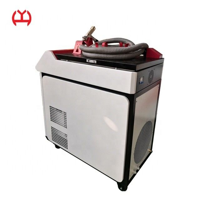 Optical  Fiber Laser Welding Machine , CNC Laser Welding Machine Small Dimension