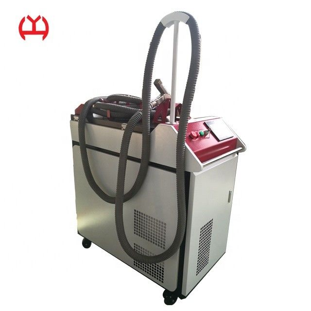 Safety Control Fiber Laser Welding Machine , Laser Welding Equipment Easily Operated
