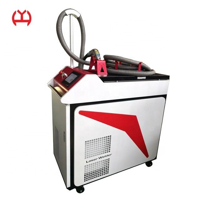 Modular Design  Fiber Laser Welding Machine High System Flexibility