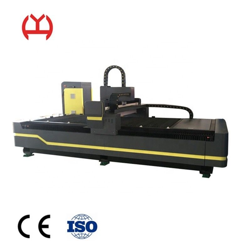 3mm Steel CNC Laser Cutting Machine 12 Feet Working Size Cypcut Control Software