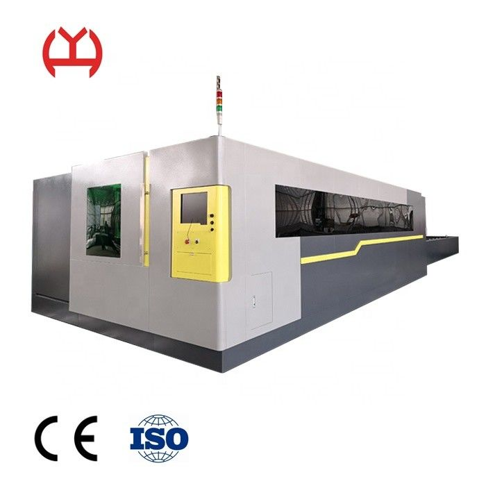 1.5kw 2kw 2000w CNC Laser Metal Cutting Machine Strong Stability  High Performance