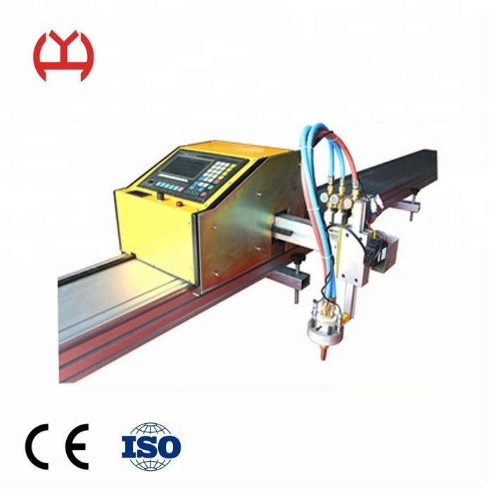 200W Fiber Laser Pipe Cutting Machine , CNC Tube Cutter 220V / 380V Voltage