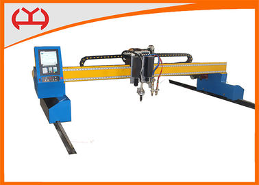 China Oxygen / Acetylene Gas Heavy Dragon CNC FlameCutting Machine  CE Certification distributor