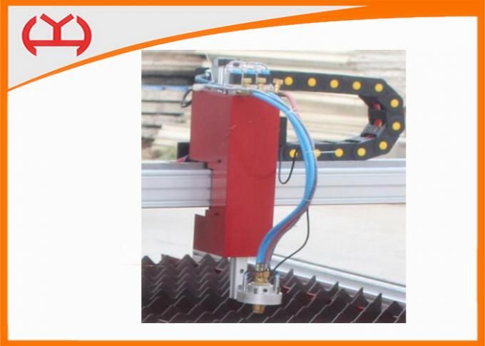 1500 * 3000 mm Table Plasma Cutter / CNC Cutting Machine 7.0 inches LCD Display